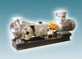 LHB chemical process pump